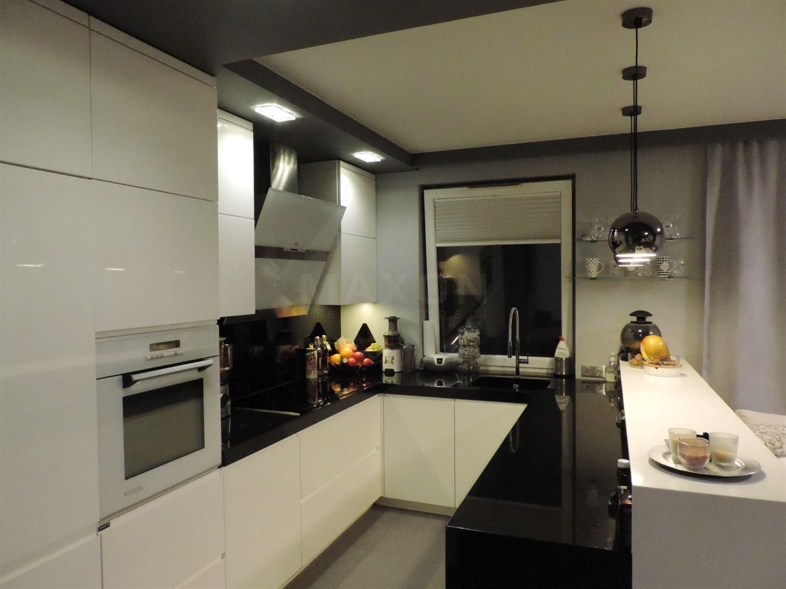 Kuchnia - przed
